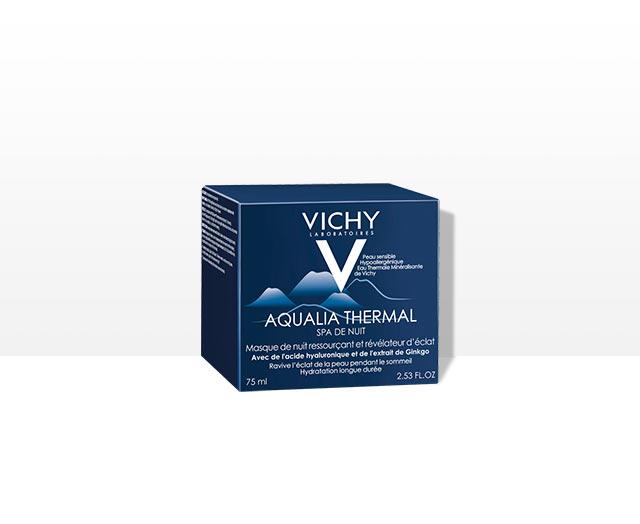 Nachtcrème voor hydratatie - Vichy Aqualia