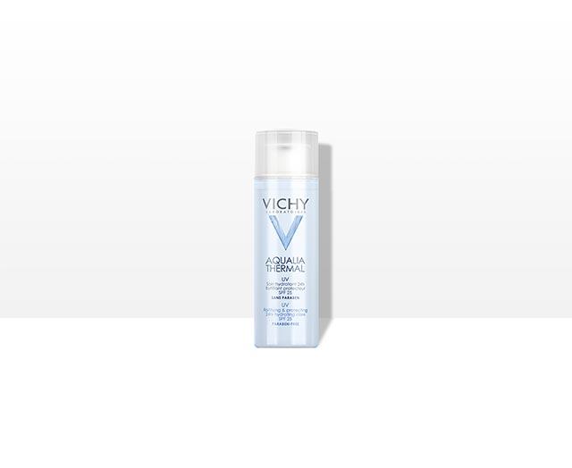 Hydrateert langdurig - beschermt tegen UV-stralen - Aqualia Thermal