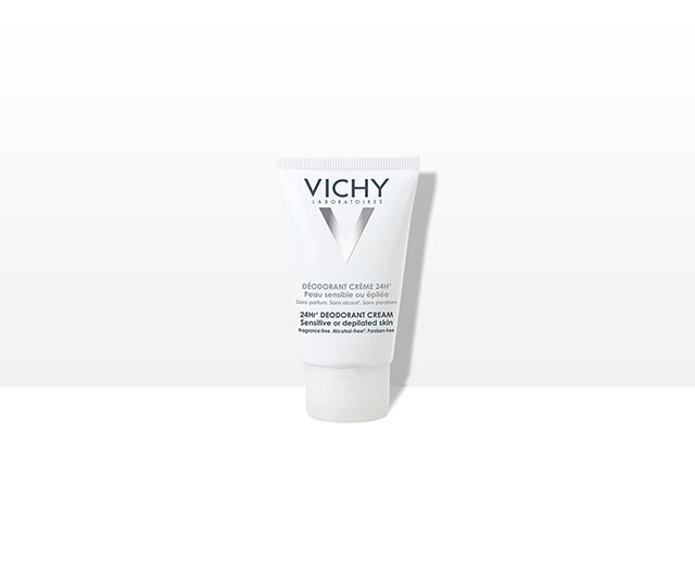 Deodorant 24h crème - gevoelige of geëpileerde huid | Vichy