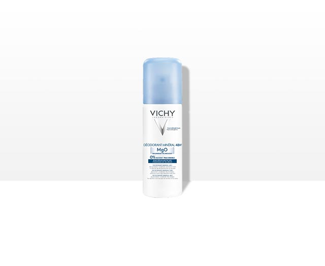 Mineraal Deodorant   Spray