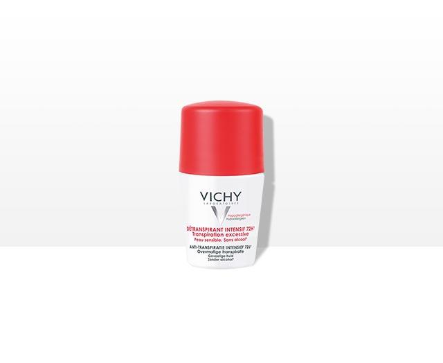 Anti-transpiratie deodorant roller stress resist 72u - Vichy