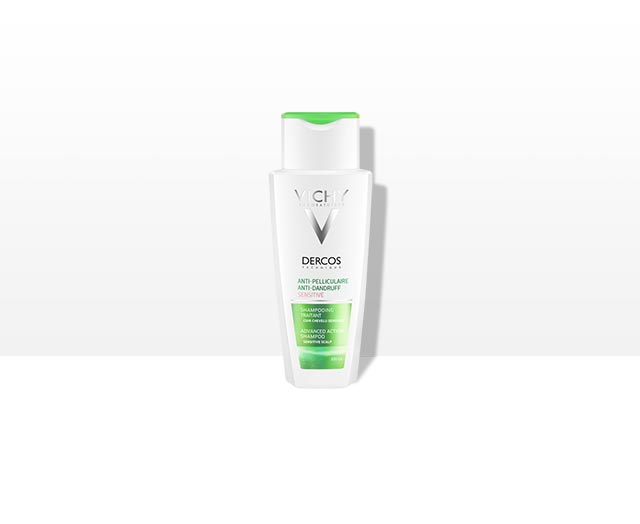 Anti-roos shampoo gevoelige hoofdhuid - Vichy Dercos