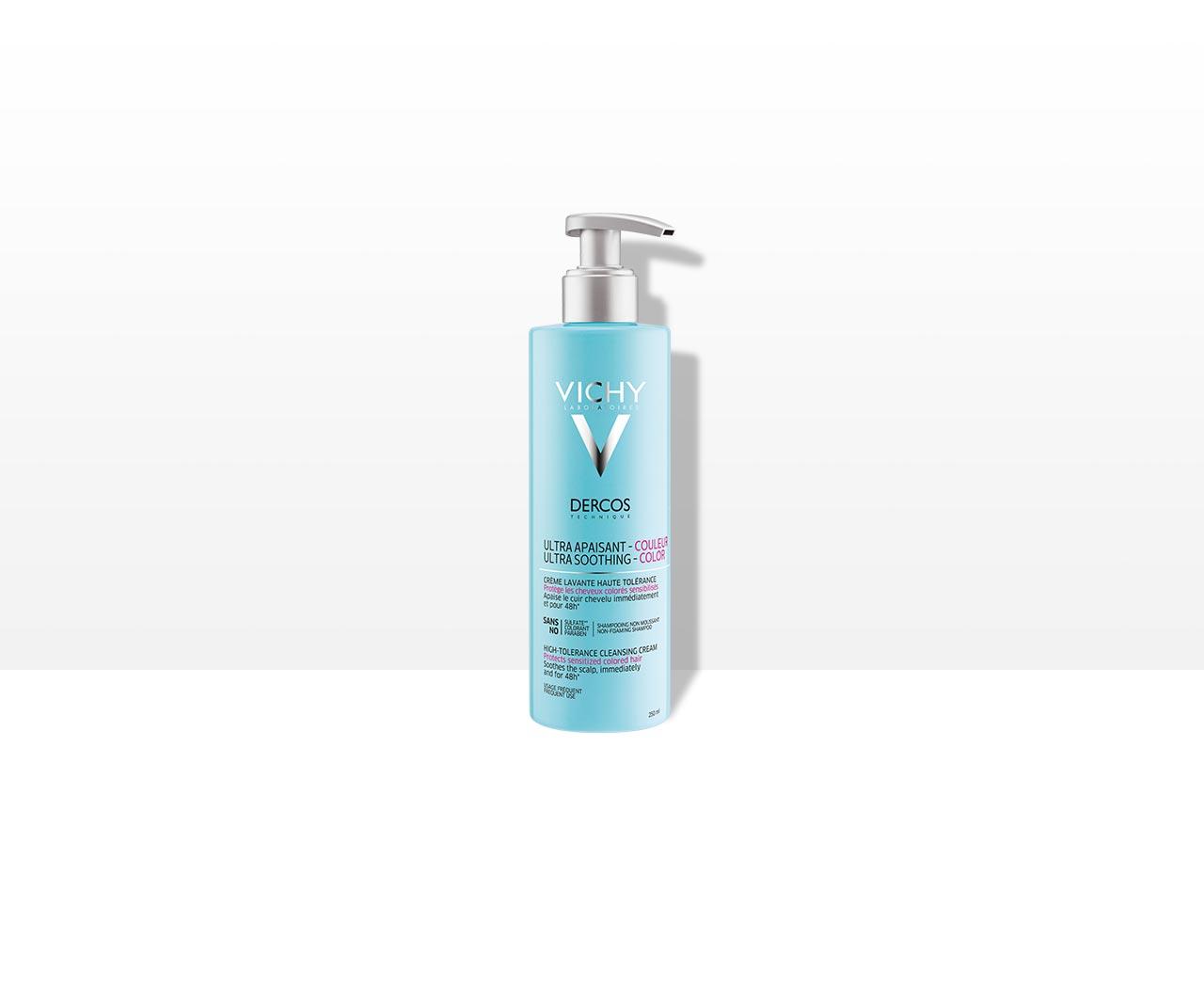 Ultra-kalmerende Shampoo voor Gekleurd Haar