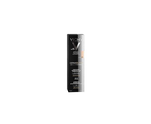 Corrigerende foundation voor huidoneffenheden - Vichy Dermablend 3D correctie.