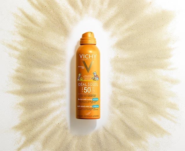 Anti-Zand Spray voor kinderen SPF 50+
