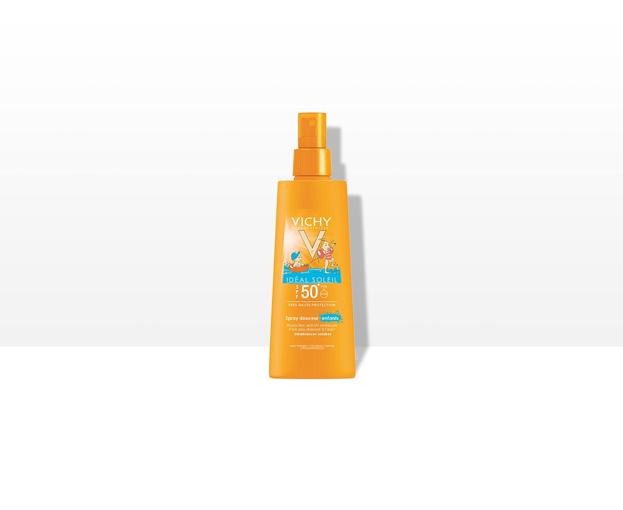Zonnebrand spray kind SPF 50+ - Vichy