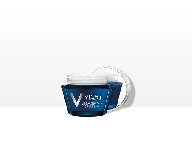 Nachtcrème tegen rimpels en huidveroudering - Vichy Liftactiv