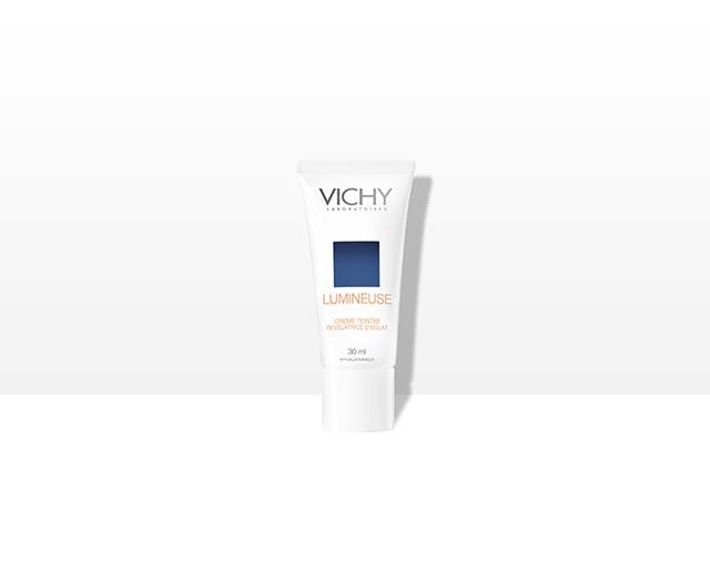 Getinte dagcrème met vitamines en fruitzuren - Vichy Lumineuse