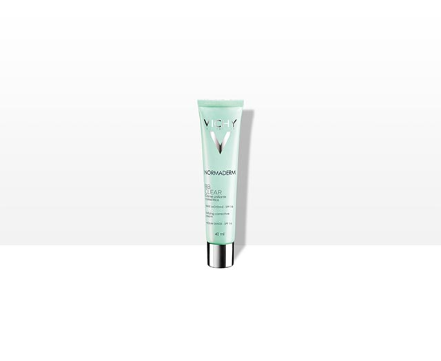 Verzorgende BB-crème voor egale huid - Normaderm BB Clear - Vichy Normaderm