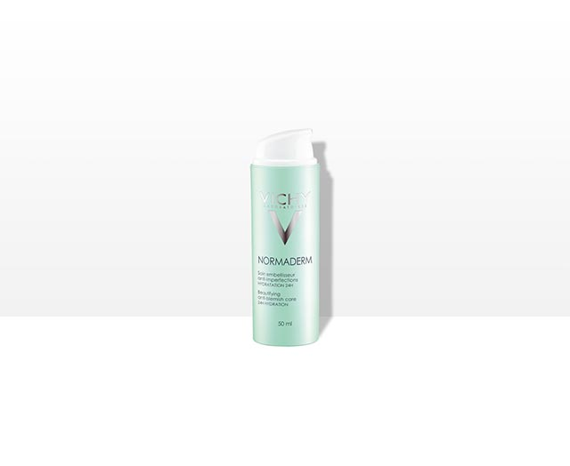 Verfraaiende verzorging tegen onzuiverheden - Normaderm Anti-Onzuiverheden Dagcrème - Vichy Normaderm