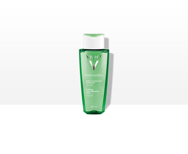 Zuiverende lotion - verzorging tegen onzuiverheden voor een gezondere huid - Vichy Normaderm