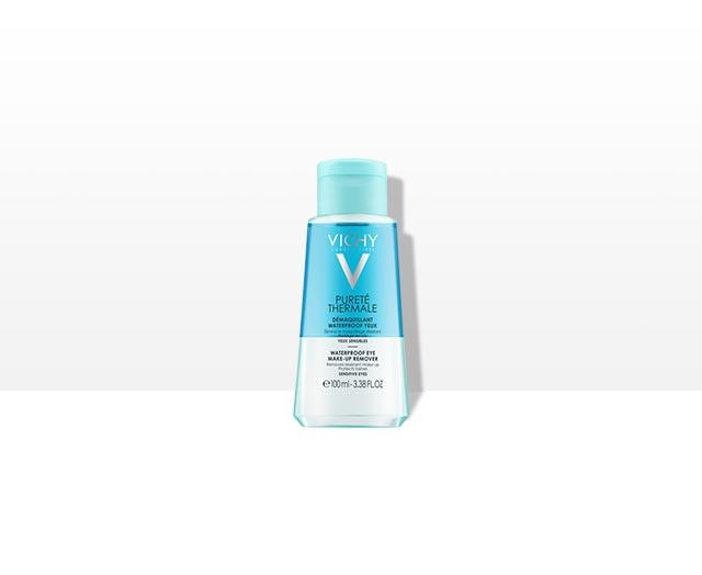 Waterproof oog make-up verwijdering - Vichy Pureté Thermale
