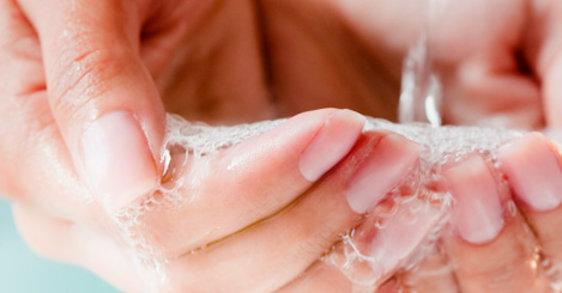 Is jouw huid droog, geïrriteerd of gevoelig door hard water?