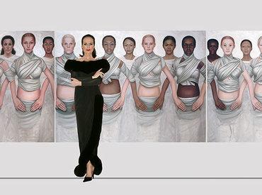 Kunstenares Ans Markus over haar boek 'Masker af' en de overgang