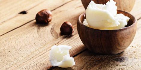 Hoe je shea boter kunt gebruiken bij een droge huid