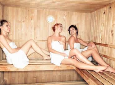Juist of onjuist: zijn sauna's goed voor de huid?