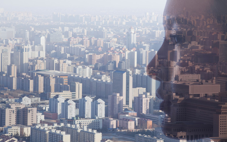 Huid en vervuiling