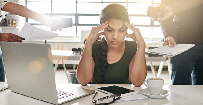Acné en jeuk: hoe je lichaam met stress omgaat
