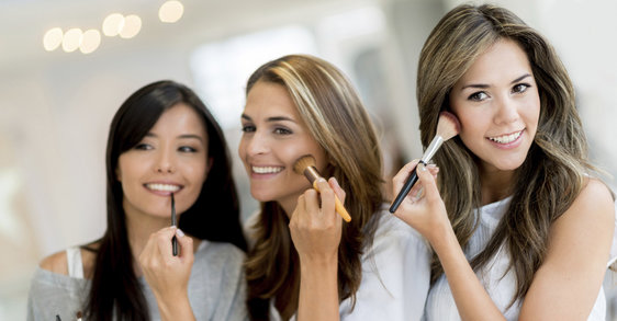 Onzuivere huid: alle make-up tips