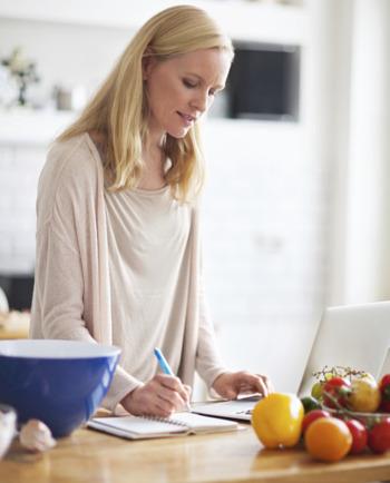 Tips om goed te eten na je vijftigste