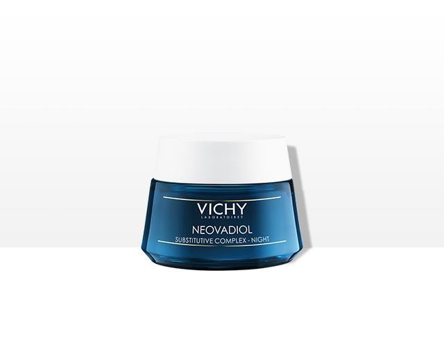 Nachtcreme tegen huidveroudering - Vichy Neovadiol Substitutief Complex