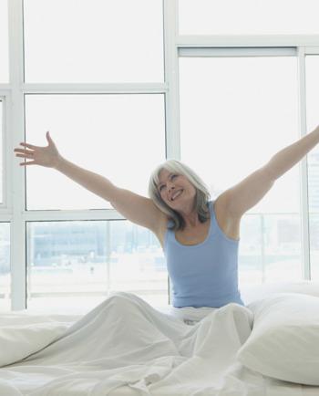 Slaap en de overgang: hoe voorkom je een ochtendhumeur?