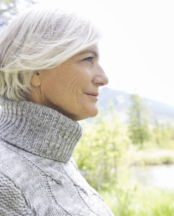 Menopauze, het moment om te ontspannen