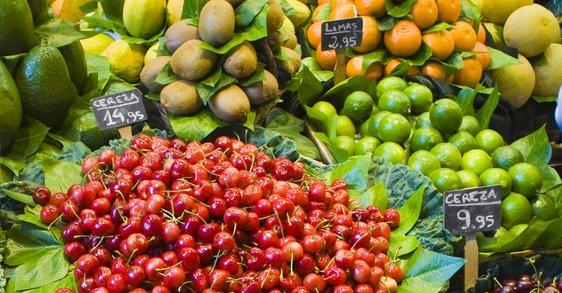 Top vijf soorten superfood voor je huid