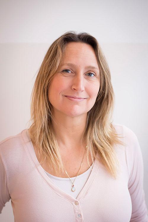 Massagetherapeut Marin Dijkman