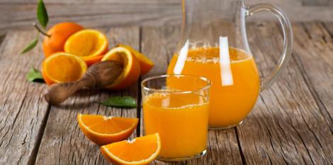Sinaasappels voor een mooie huid