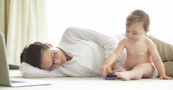 Moeder worden: de invloed op je haar en huid