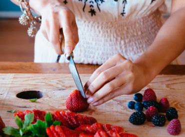 Huidveroudering tegengaan met goede voeding