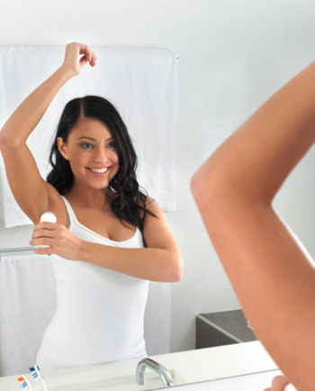 Zo kies je de juiste deodorant of anti-perspirant