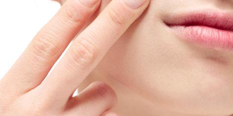 De invloed van de herfst op een onzuivere huid