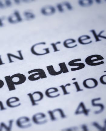 De gevolgen van de menopauze verzachten