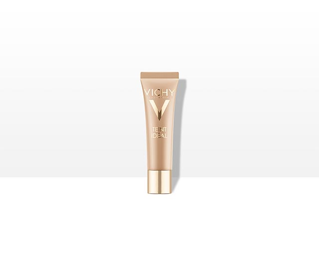 Verhelderende Foundation Crème - Teint Ideal - Vichy